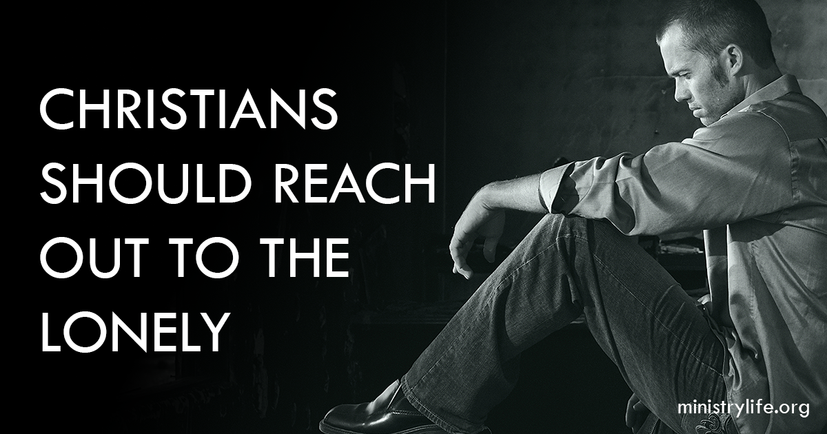 What if Christians intentionally sought out the lonely at church and everywhere?
