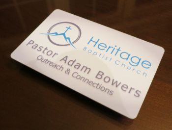 Adam Bowers Name Badge ID Print Your Own